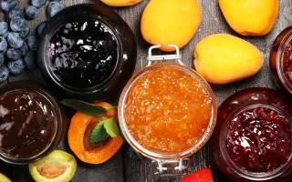 Варенье с фруктозой
