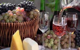 Полусладкое вино в домашних условиях