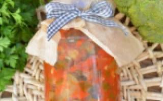 Рецепт лечо с морковью