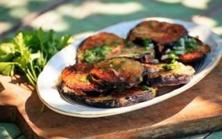 Баклажаны по гречески рецепт