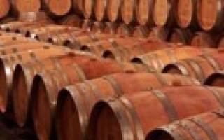 Вино в алюминиевой фляге