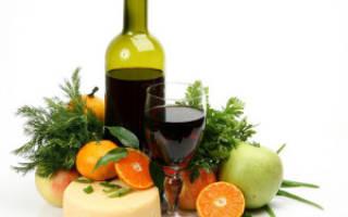 Вино из фруктов