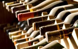 Домашнее вино как хранить