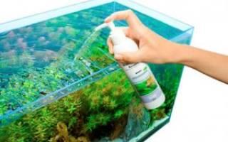 Удобрение для аквариума
